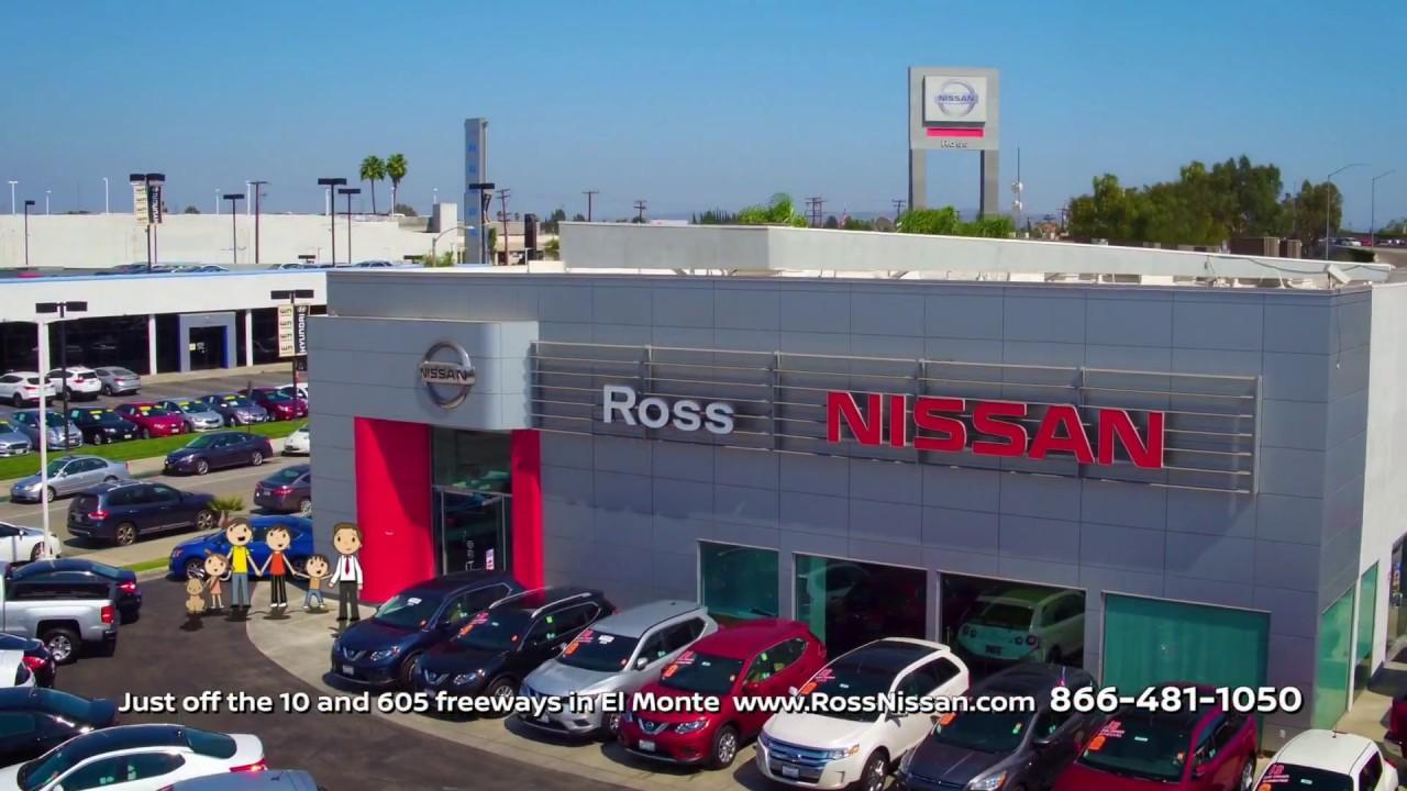 Ross Nissan El Monte   Serving Los Angeles   West Covina   Duarte   Puente  Hills