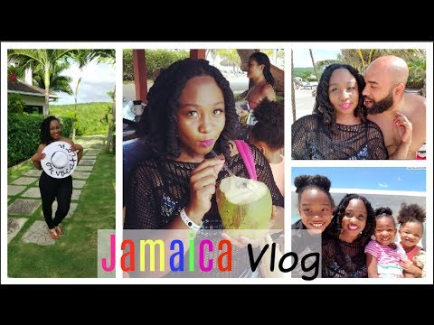 Jamaica Vlog 2017: Golf, Serenaded on the Beach & More!