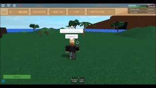 Roblox One Piece AOP Ice Proof