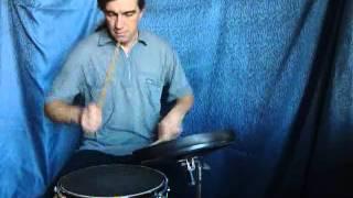 Владимир Прокофьев барабаны видеоурок №5