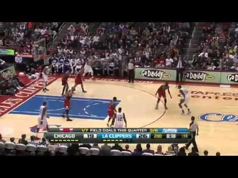 Chicago Bulls vs LA Clippers (Game Recap) November 17, 2012