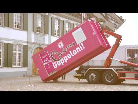 Cinema Goppeloni! ‹Fair Movie 3› Trailer