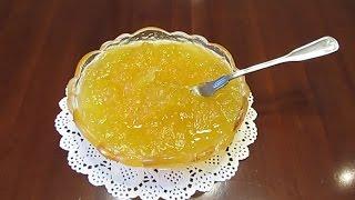 Лимонный конфитюр