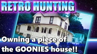 Owning a Piece of the Goonies House