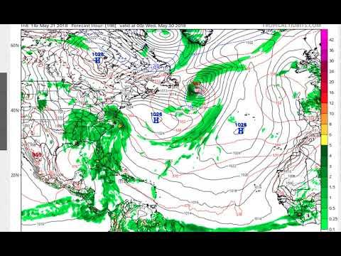 Major Floods & Rain for Florida & East Coast