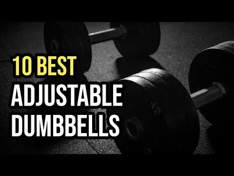 Best Adjustable Dumbbells 2020 (Top 10)