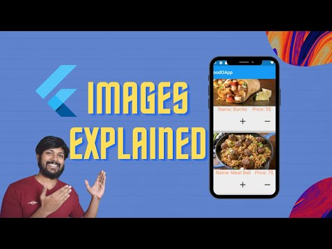 Image Widget Flutter | Androidmonks - Android Monks