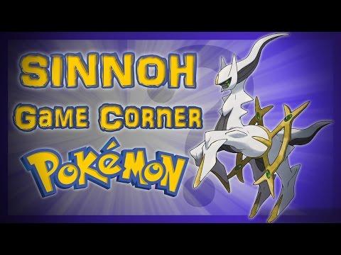 Sinnoh Game Corner Music Review Youtube
