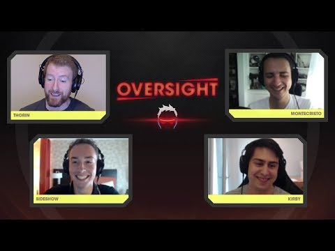 OverSight Episode 12: Misfits are a Cubist Painting (feat. Sideshow and Kirby)