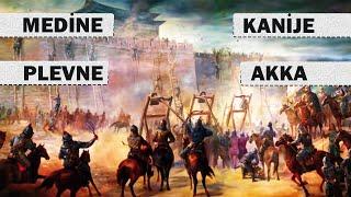 Türklerin Tarihe Geçen 4 Büyük Savunma Savaşı