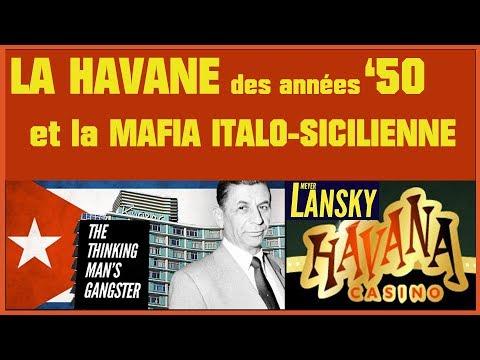 La Mafia italo-juive-sicilienne dans la Havane des années 50... Remix