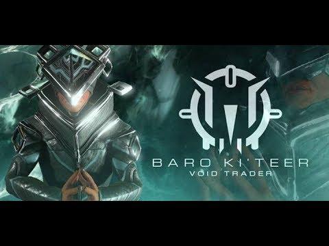 Immortal Mirage - Baro Breakdown PC/Console 9/7/18