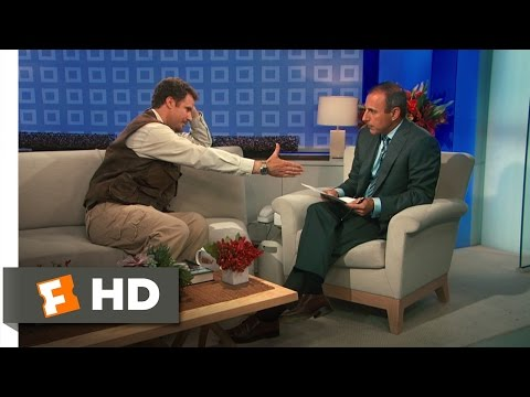 Land of the Lost (1/10) Movie CLIP - Today Show Interview (2009) HD