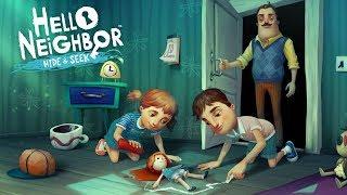 Hello Neighbor: Hide and Seek | Привет Сосед: Прятки (2018) - Русский трейлер [No Future]