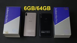 Asus Zenfone Max Pro M1 6GB unboxing and first impression Rs. 14,999