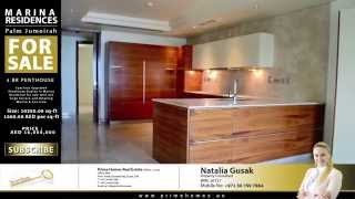 Penthouse for sale: Amazing 4BR Duplex Penthouse in Marina Residence, Palm Jumeirah