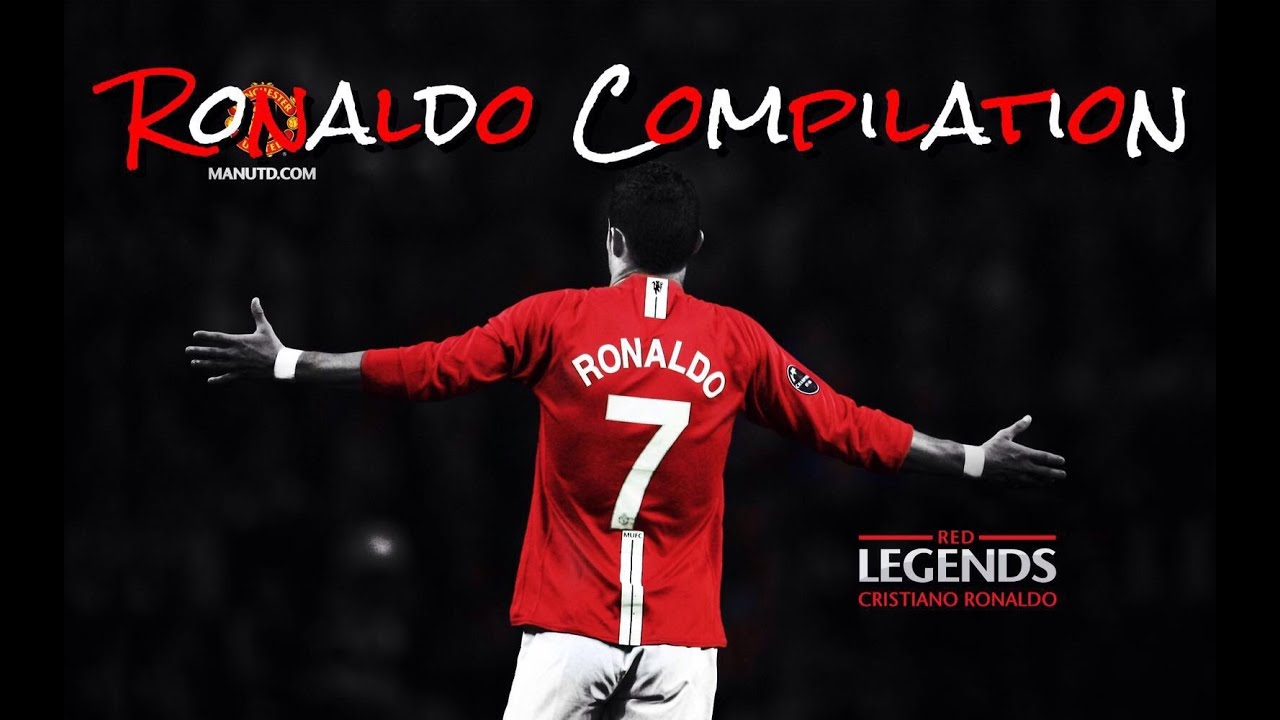 cristiano ronaldo manchester united 2003 2009 skills goals faded youtube youtube