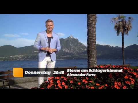 TV-TIPP: Alexander Ferro - Sterne am Schlagerhimmel Gardasee