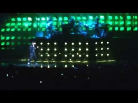 The Weeknd - Dark Times LIVE