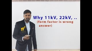 Why 11kV, 22kV, 33kV, 66kV, 132kV... in India | Interview Question | PiSquare Academy