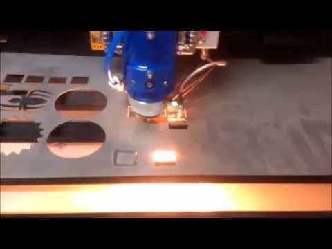 Metal Kesim Lazer - Set Ankara Reklam