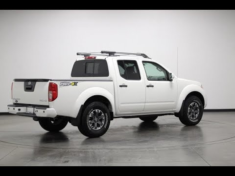 Nissan Frontier Pro 4x >> 2017 Nissan Frontier Pro 4x Review We Review The 2017 Frontier