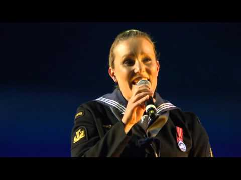 The band of the Australian Defence Force - Edinburgh Military Tattoo