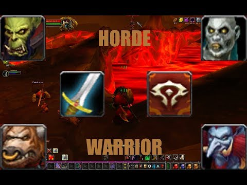 What Race Should You Roll As A Warrior? (Horde)