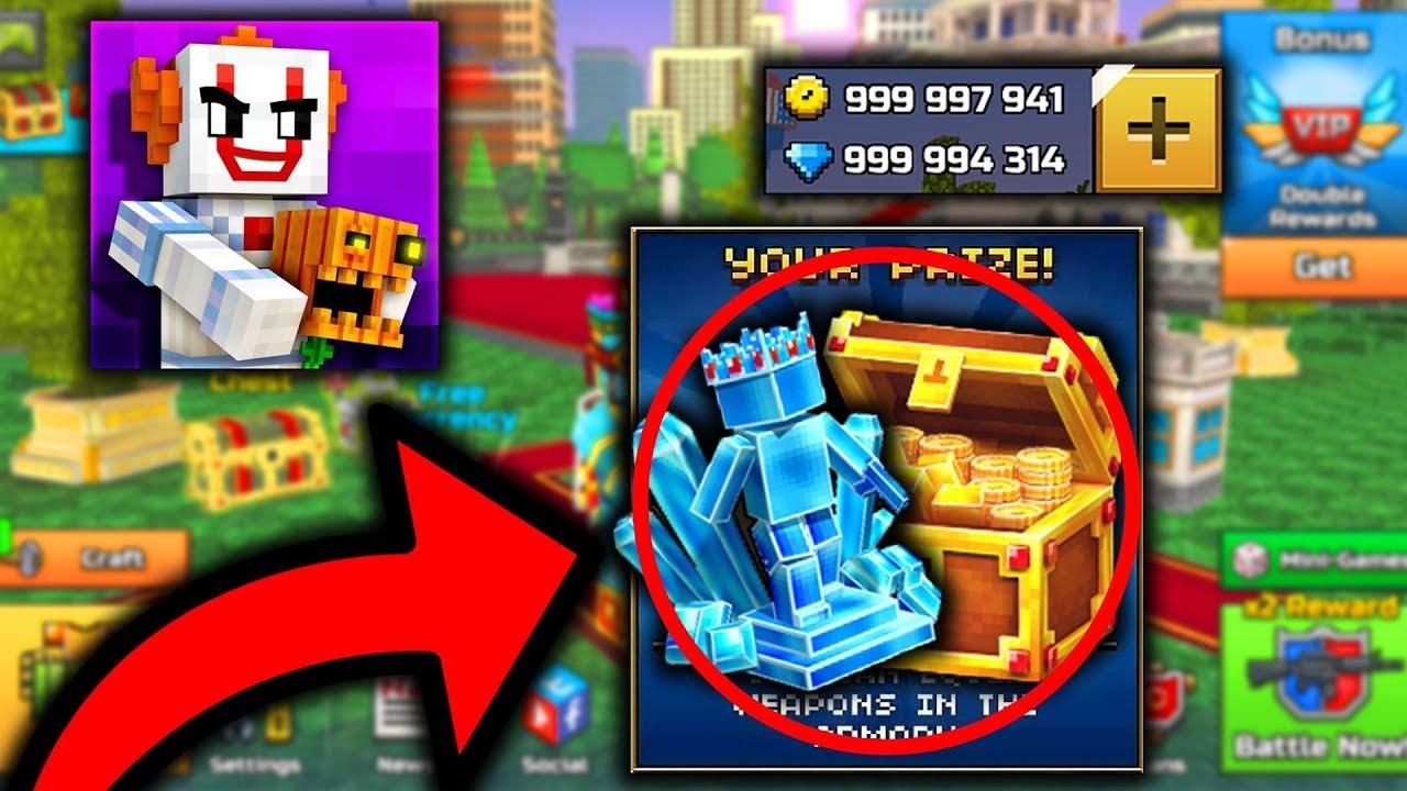 how to get gems on pixel gun hack
