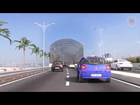 New Mumbai's Super Coastal Road