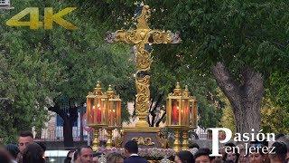 Salida procesional de la Cruz de Mayo de la Exaltación - Jerez 2019