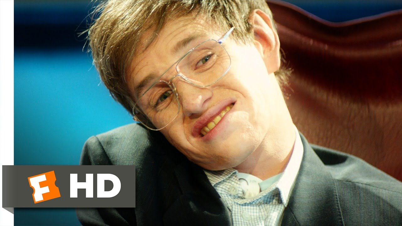 Download The Theory of Everything (9/10) Movie CLIP - While There is Life, There is Hope (2014) HD