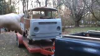 1968 Vw Double Cab Truck