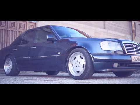 mersedes W124 500 от DAGLOW.RU