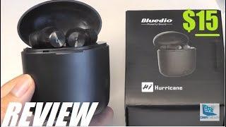 REVIEW: Bluedio Hi Hurricane TWS Wireless Earbuds, $15 AirDots Killer?!
