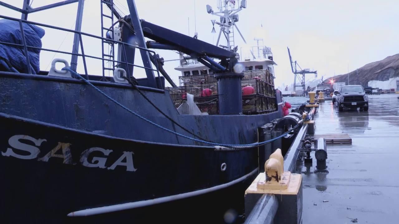 Péril en haute mer 12: Le capitaine Handerson s'inquiète pour son équipage.