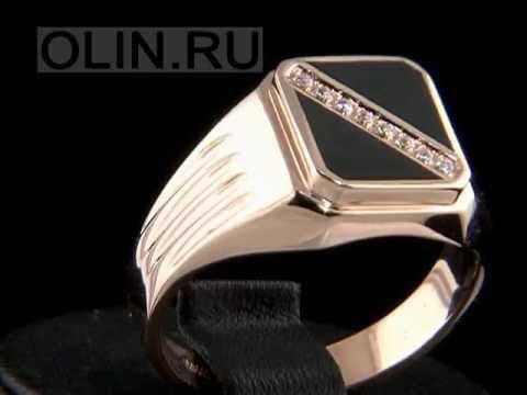 Мужские кольца, перстни и печатки