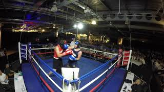 Ultra White Collar Boxing | Doncaster | Lee Weston VS Thomas Taylor