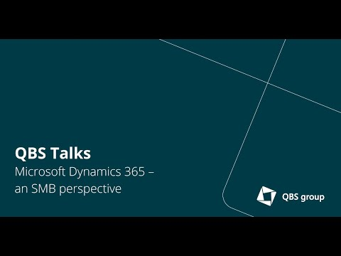 Microsoft Dynamics 365 – an SMB perspective