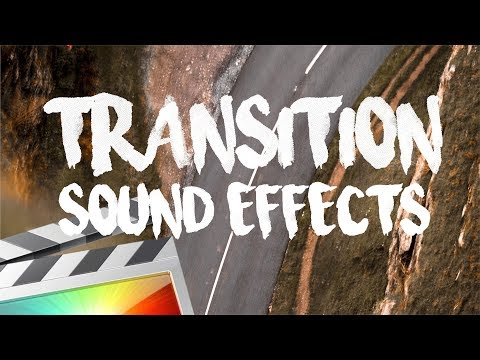 Transition Sound Effects Sample Pack - Ryan Nangle