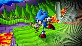 Sonic The Hedgehog - Marble Zone Remix