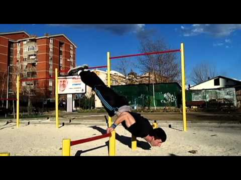 Urban Street Bar TiTanss(Macedonia Skopje) Motivation Workout video!!!!!!!!!!!