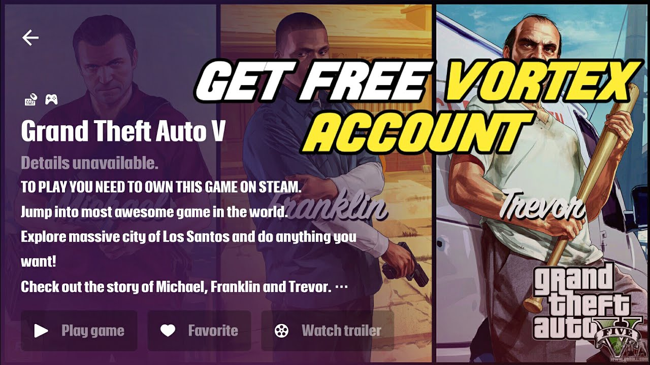 🔥GET FREE REDEEM CODES | PLAY REAL GTA V ON VORTEX CLOUD GAMING | FREE  GOOGLE PLAY GIFT CARDS