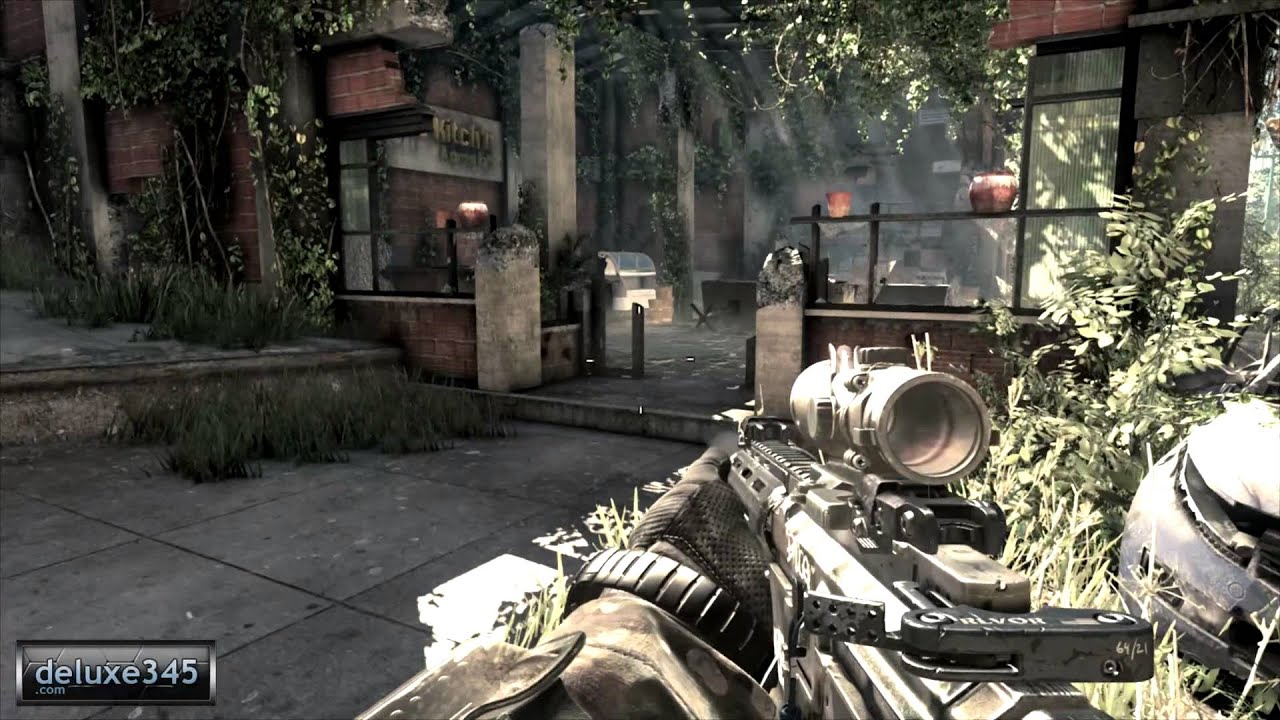 Call of duty ghosts pc matchmaking