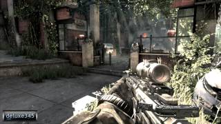 Call of Duty: Ghosts Gameplay (PC HD)