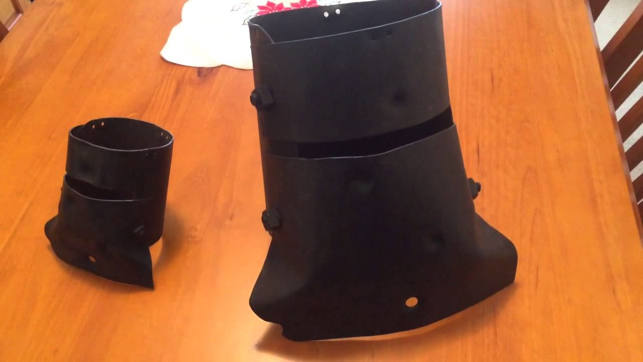 Ned kelly helmet replicas by max iddles youtube ned kelly helmet replicas by max iddles pronofoot35fo Images