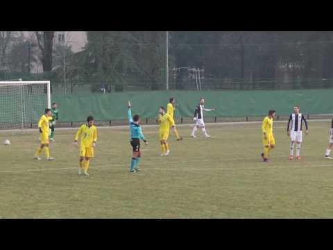Arcella-Porto Viro 3-4 / highlights e interviste (29-01-2017)