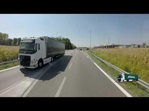 Camionisti F B Ma quanto è bella la ROMEA