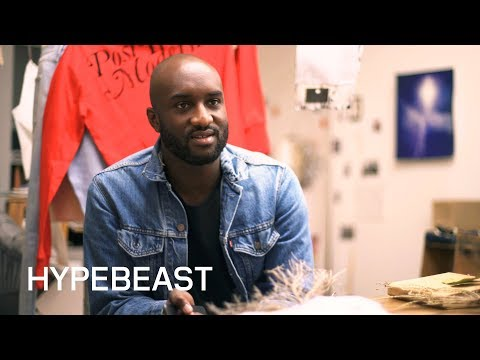Virgil Abloh Explains Why Streetwear Is an Art Movement