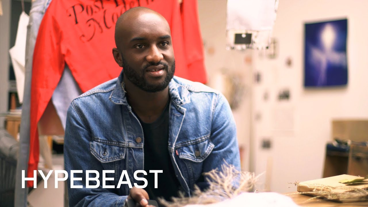 Virgil Abloh | Explains Why Streetwear Is an Art Movement